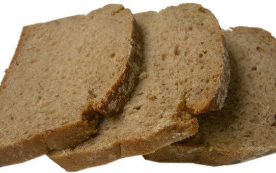 Domácí žitný chléb z pekárny | Jídlo (s lepkem)