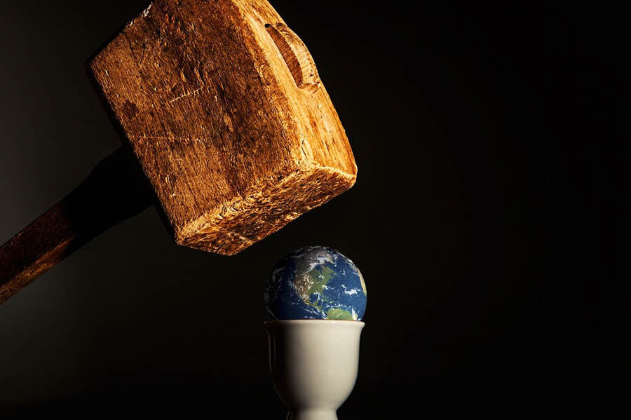 Země | Co děláme s naší zemí?