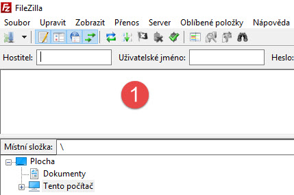 FileZilla | FTP klient
