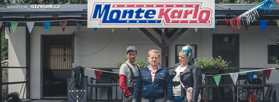 Autobazar Monte Carlo | Petr Čtvrtníček | Zábava