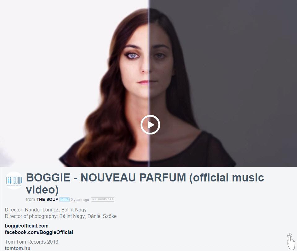 Foto: Retuše moderního světa | BOGGIE - NOUVEAU PARFUM from THE SOUP | Zdroj: vimeo.com