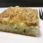 Bezlepkový koláč s drobenkou bez kynutí | Bezlepkové recepty | 23. recept