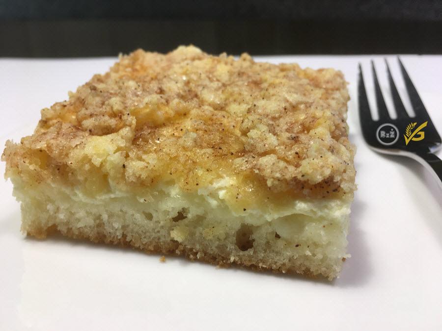 Bezlepkový koláč s drobenkou bez kynutí | Bezlepkové recepty