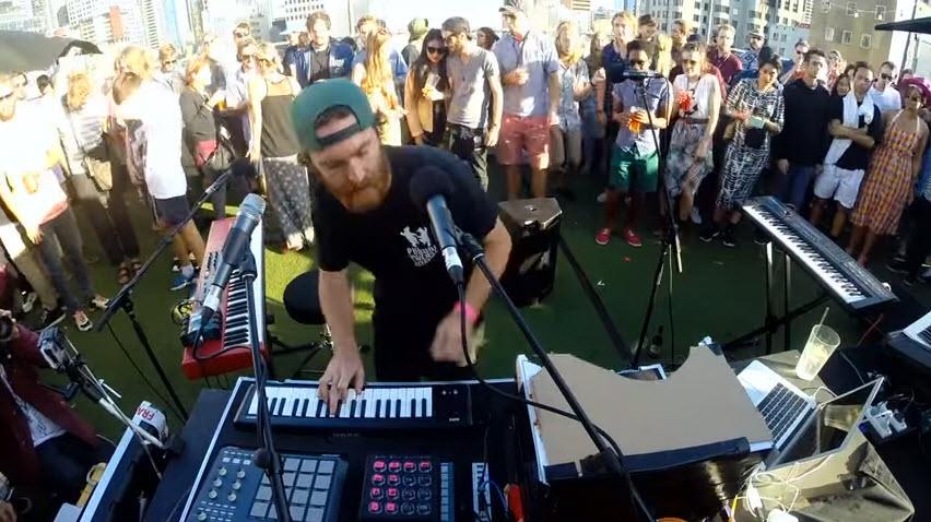 CHET FAKER_Bolier room Melbourne| Hudba (MUSIC) | Kultura
