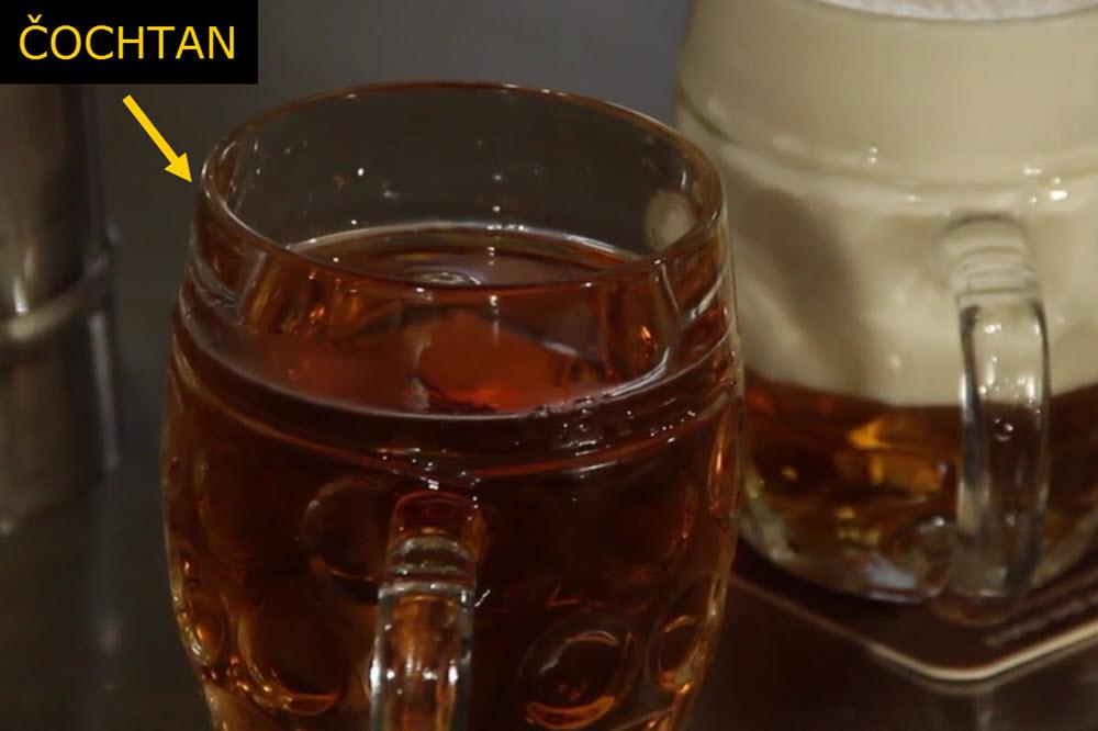 Čochtan | Jak si (nechat) natočit pivo?