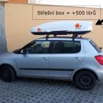 Malý kufr? Malý zavazadlový prostor? Mám pro Vás řešení! | KOMBI NA STŘEŠE