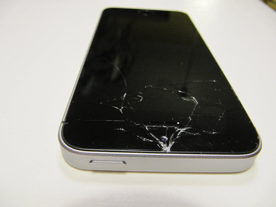 Výměna skla iPhone   Udělej si sám   Elektro