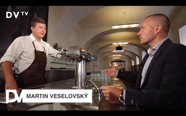 Odkaz na dvtv (www.aktualne.cz) | Jak si (nechat) načepovat pivo?