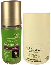 Krystal | 100% přírodní deodoranty | Antiperspiranty | Zdraví