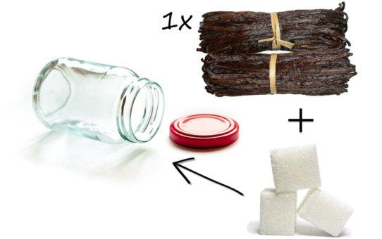 Vanilkový cukr | Udělej si sám | Bezlepkové recepty