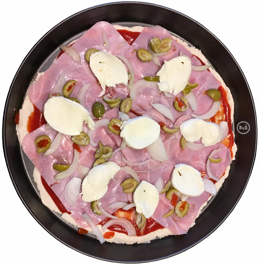 Bezlepková pizza   Bezlepkové recepty