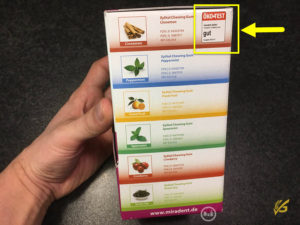 Bez aspartamu | Zdravé žvýkání | Zdraví