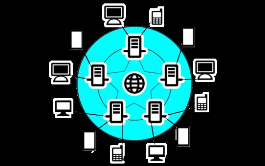 Internetová adresa   Doména   Hosting   Propojení lidí