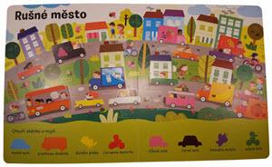 Barvy hrou | Jak naučit děti poznávat barvy? | Knihy pro děti (1-4 roky) | Děti
