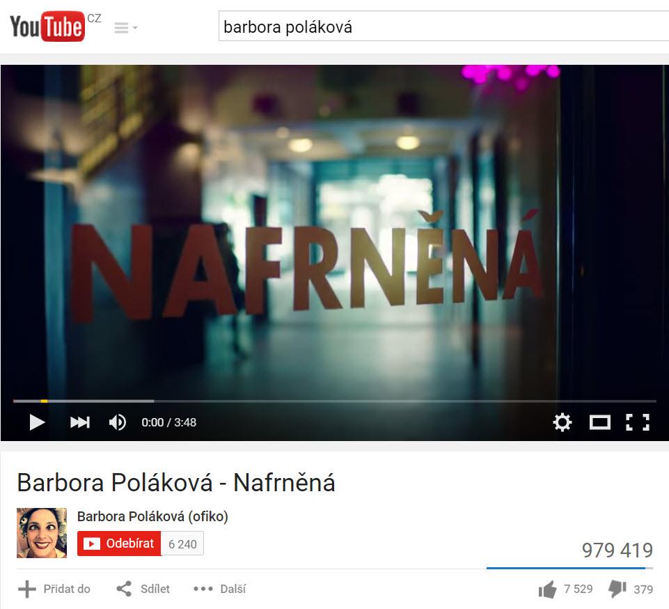 Nafrněná |Barbora Poláková