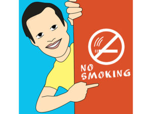 Zákaz kouření v restauracích | Absurdita 2017 | Samův Blog