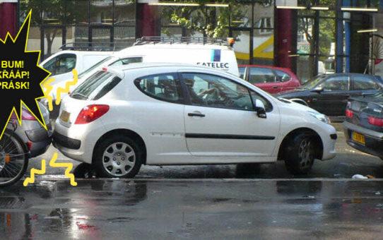 Parkování po francouzsku | Zábava