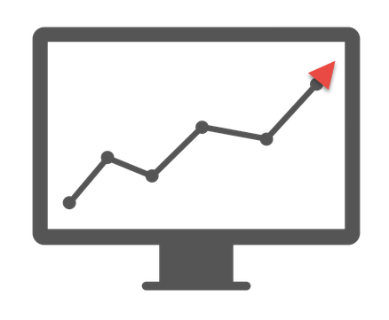 Graf neustále rostoucího počtu celiaků | Růst celiaků | Košík pomoci pro bezlepkáře