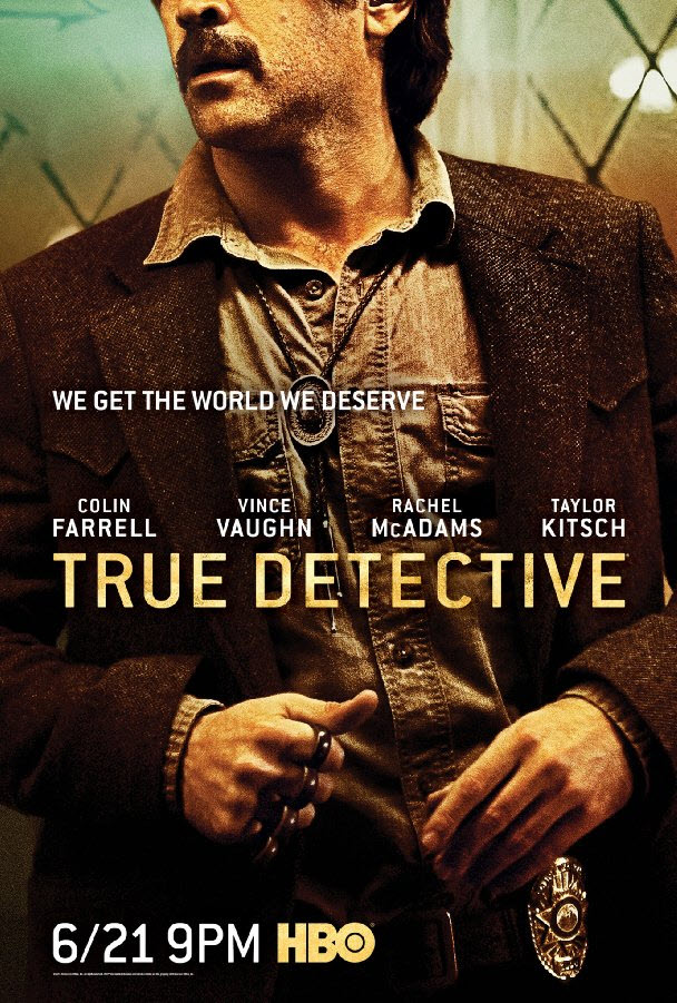 Temný případ - 2. série (True Detective 2 season)
