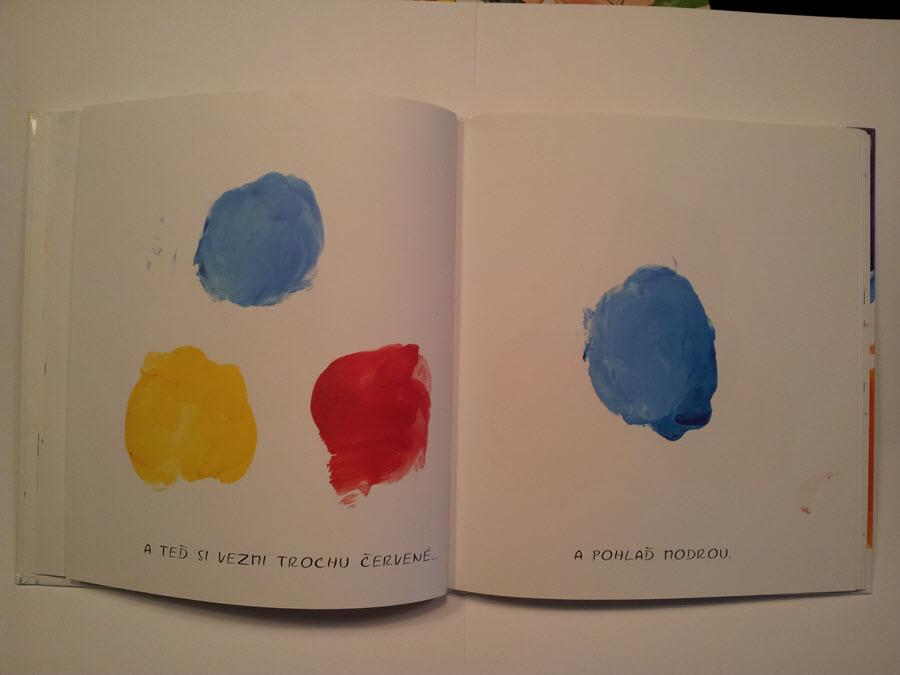 Jak naučit děti poznávat barvy hrou | Knihy pro děti | Děti