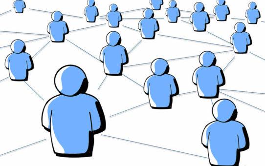 Propojení lidí | Svět internetu | Doména | Hosting